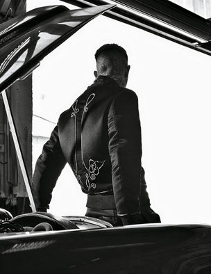 LUNDLUND : Johan SANDBERG for GQ STYLE MEN