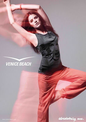BIGOUDI : GREGOR Makris for VENICE BEACH
