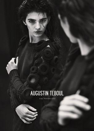 KOMBINATROTWEISS : Stefan MILEV for AUGUSTIN TEBOUL