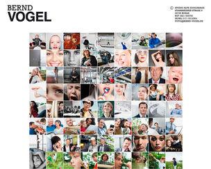 BERND VOGEL : New Website!