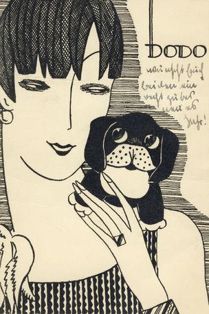 Staatliche Museen zu Berlin : Dodo (1907-1998) – ein Leben in Bildern