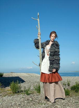 LUNDLUND : Elisabeth TOLL for ELLE SWEDEN
