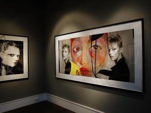 RECOM ART : Face/project by Tina Berning & Michelangelo