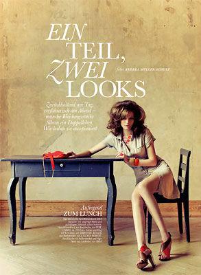 BIGOUDI : ISABEL Peters for COVER