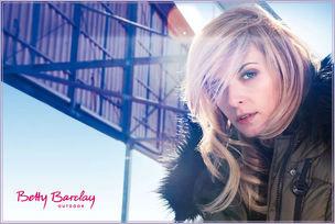 BIGOUDI : Hauke KRAUSE, Isabelle THIRY for BETTY BARCLAY