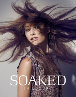 STEFANI NENNECKE : Sune CZAJKOWSKI for SOAKED