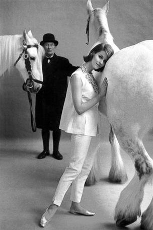 Galerie Hiltawsky : Frank Horvat - 1959, Vogue (brit.)