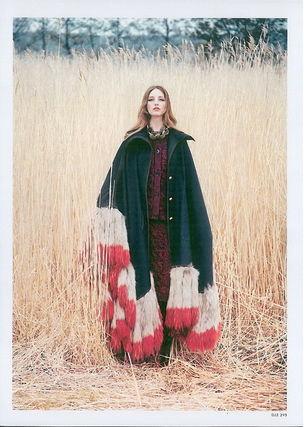 VIVA MODELS : LUISA-JOSEPHINE Wroblewski for ELLE