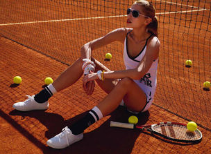 SHOTVIEW : June NAKAMOTO for ROLAND GARROS