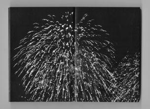 FIREWORK STUDIES by Pierre Le Hors