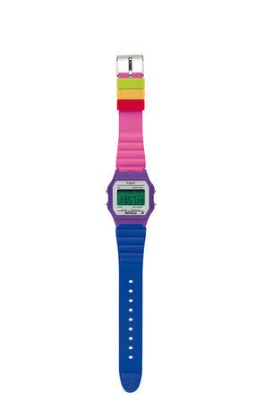 ZEITGEIST COLOGNE : Timex80 Rainbow Purple