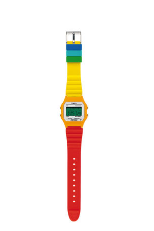 ZEITGEIST COLOGNE : Timex 80 rainbow