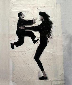 Jean-Paul Goude Retrospektive, Les Arts Décoratifs, Paris
