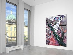 DEUS EX MACHINA by Julian Schnabel (Contemporary Fine Arts, Berlin)