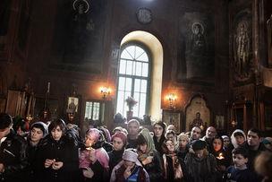 MAGNUM PHOTOS : Mamadaviti Kloster, Tbilisi, April 2009 © Paolo Pellegrin