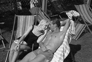 PROUD GALLERY : Paul Newman by Leo Fuchs