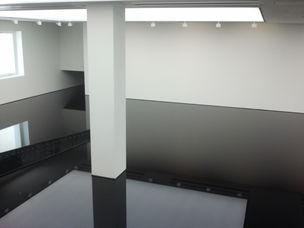 Saatchi Gallery, London (Artwork : Richard Wilson)
