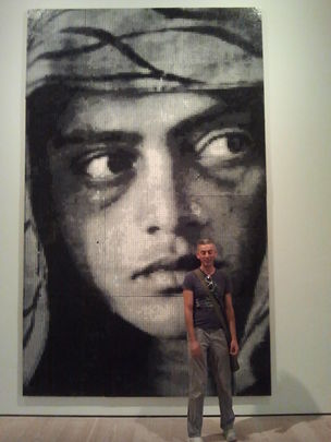 "Saatchi Gallery, London (""Out of Focus: Photography"" exhibition, July  2012)"