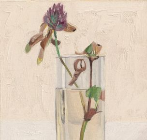 Galerie Wagner + Partner : Peter Dreher, Die Kleeblume (07.09 - 27.10.2012)