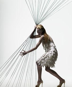 KLEIN PHOTOGRAPHEN : Tim PETERSEN for MADAME