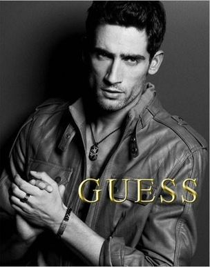 NEW @ VIVA MODELS :  Gabriel CHYTRY for GUESS