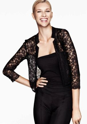 MUNICH MODELS : Nadine WOLFBEISSER for H&M