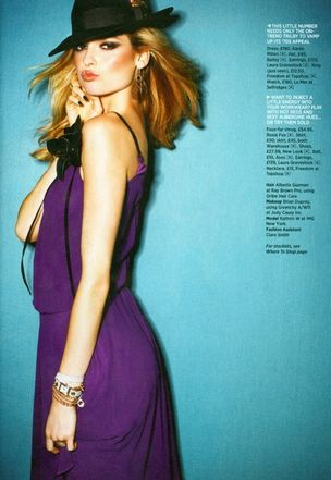 MUNICH MODELS : Kathrin WERDERITSCH for COSMOPOLITAN UK