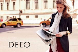MUNICH MODELS : Constance JABLONSKI for  for DECO AW 2011