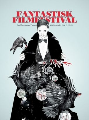 AGENT MOLLY & CO. : Lina EKSTRAND for FANTASTIK FILMFESTIVAL