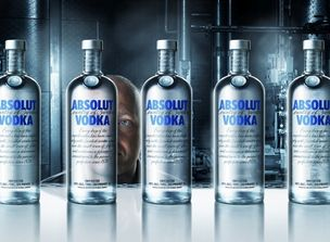 AGENT MOLLY & CO : Sven PRIM for ABSOLUT VODKA