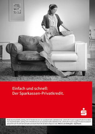 BIRGIT STOEVER : Gregor COLLIENNE for SPARKASSE