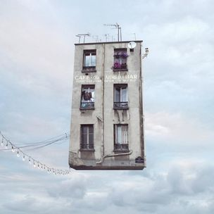 Galerie Paris-Beijing / Paris : Flying Houses by Laurent Chéhère