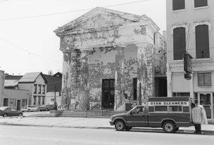 Andrew Borowiec : Along the Ohio - New Albany, Indiana, 1996