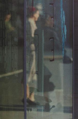 Saul Leiter Retrospektive (3.02. − 15. 4.2012, Haus der Photographie, Hamburg)