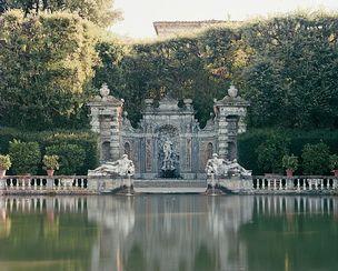 Lawrence Beck - Italian Gardens