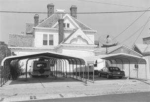 Andrew Borowiec : Along the Ohio - Portsmouth, Ohio, 1994