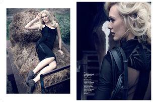 ANIMA CREATIVE MANAGEMENT : Emily for MARIE CLAIRE INDIA