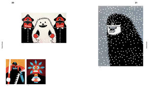 PICTOPLASMA : The Character Compendium