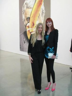 GAGOSIAN GALLERY : Urs Fischer - Beds & Problem Paintings (Feb 23 - April 7, 2012)
