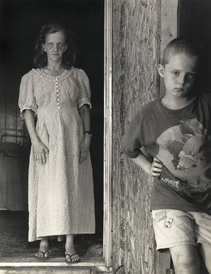 Shelby Lee Adams : Salt & Truth - Alma and William, 2002