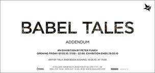 EMEIS DEUBEL : Peter FUNCH 'Babel Tales Addendum'