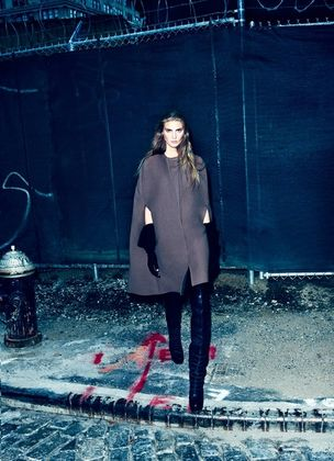 MUNICH MODELS : Lindsey LULLMAN for AMICA