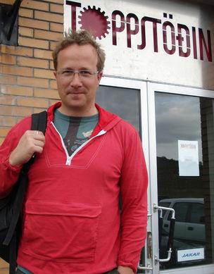 GoSee ICELAND Special : Andri Snær Magnason