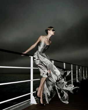 KRISTINA KORB : Andrea VARANI for LADIES MAGAZINE