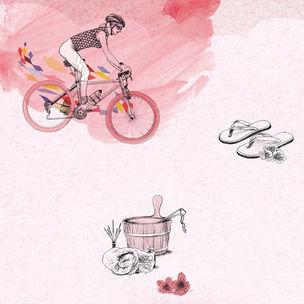 JUTTA FRICKE ILLUSTRATORS : Anja STIEHLER for ACTIVE LIFE