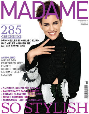 BLOSSOM MANAGEMENT :  ANNE Krarup / STEFAN Kehl for MADAME