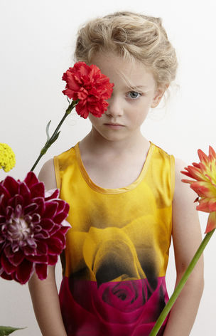 KID'S WEAR DEPARTMENT : Anne Kurris Lookbook Summer 2012