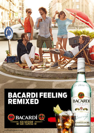 BRODYBOOKINGS : STEVEN L. for BACARDI