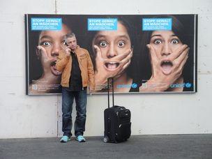 """Saatchi & Saatchi for UNICEF Initiative """"Stopp Gewalt an Mädchen"""""""