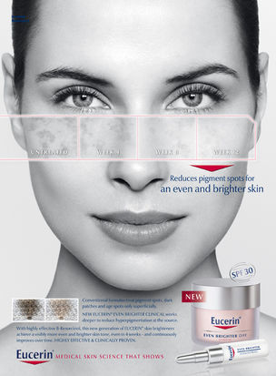 RETOUCHED for EUCERIN